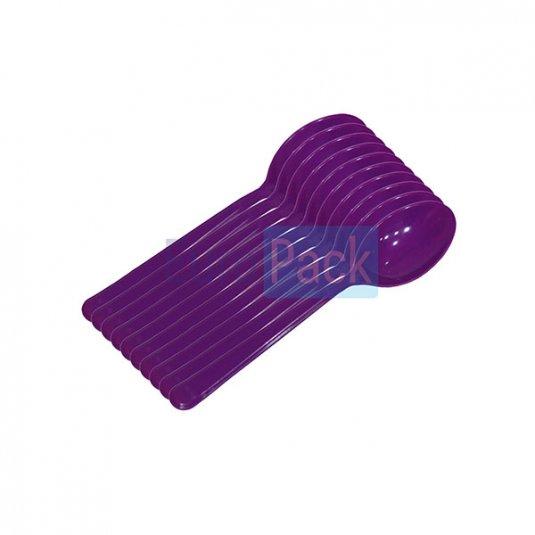 Ложка Люкс 180 фиолетовая